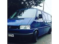 Vw t4 lwb 2.5 for sale