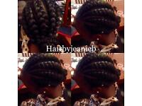 Mobile hair dresser (specialising in Afro hair)