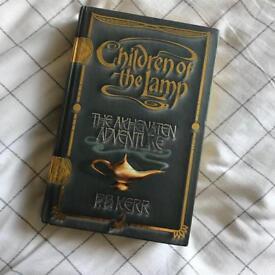 Children of the Lamp Hardback Book