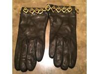 Sermoneta Leather Gloves