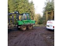 Tyrone Forestry @Plant Maintenance