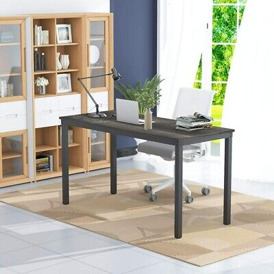 39.37 Computer Desk Gaming Desk Laptop Pc Table Home Office Sturdy Workstation