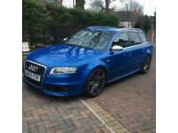 2007/57 AUDI RS4 4.2 QUATTRO ESTATE 5 DOOR