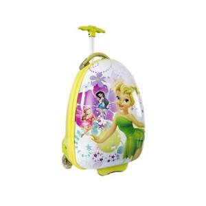 Heys Disney Fairies Girls Kids Luggage 18 inch Carry on Approved