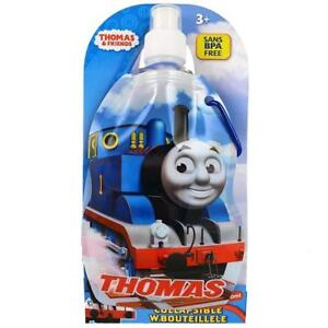 Thomas & Friends Collapsible Water Bottle 380ml Sans BPA Free