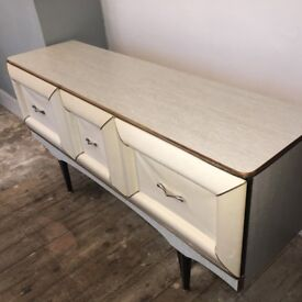 Vintage Sideboard 1960 Stonehill Furniture