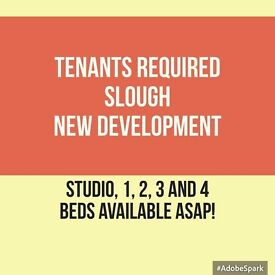 BRAND NEW ONE BEDROOM FLATS | SLOUGH | £1050 PCM