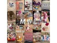 Handmade gifts perfect for Christmas / Baby showers