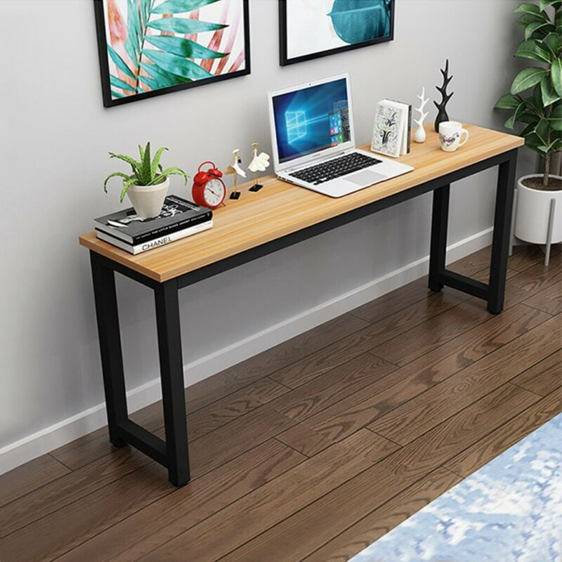 Entry/Sofa Console Table Computer Office Narrow Desk for Ent