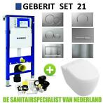 Geberit UP320 Toiletset set21 Villeroy & Boch Subway 2.0 ...