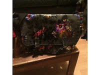 Brand new floral satchel
