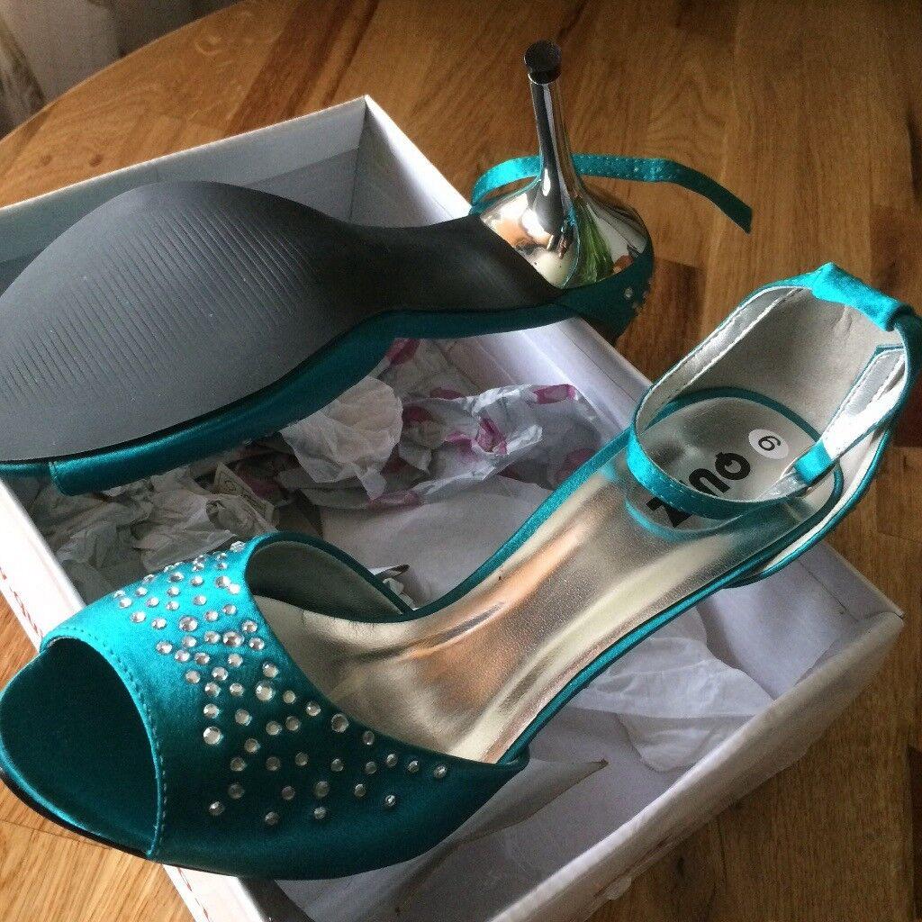 High heel ladies shoes size 6