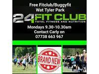 Brand new fitclub