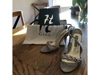 Gina leather shoes