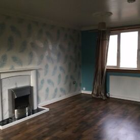 Two bed-roomed flat, in excellent order. very spacious and bright, must be seen.