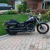 2009 Yamaha V-Star 650 Cruiser