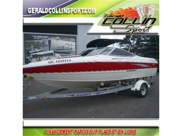 Used 2005 Stingray Boat Co 195 LS