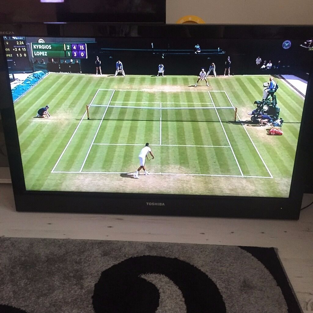 "Toshiba Regza 42"" 1080p HD In Good Working Orderin Highbury, LondonGumtree - Toshiba Regza LCD 42"" 1080p HD built in free view Good quality picture Cant find the remote after we moved house universal on eBay cost less than £8 what you see is what you get No time wasters please"