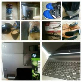 New Pc ,Cooker shoe and many more