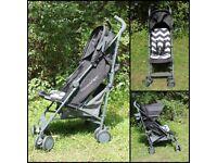 Mamas and papas cruise stroller