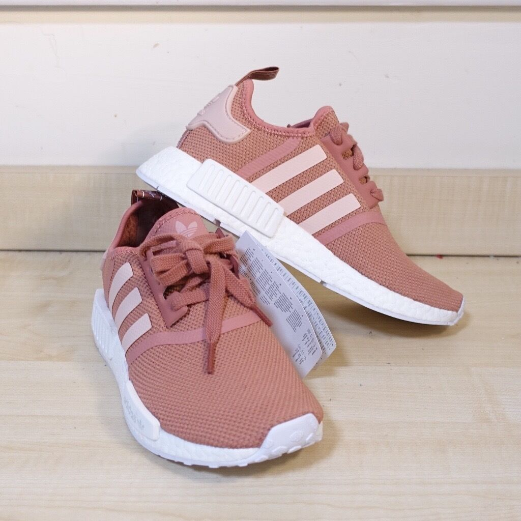 Adidas nmd r1 raw pink womens uk5 eur38 in maindy cardiff gumtree