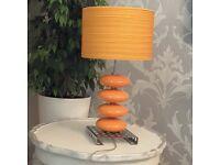 Vintage/ Retro style table lamp