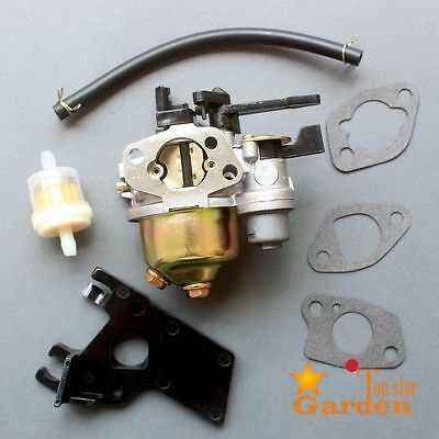 Carburetor For Harbor Freight Predator Engine 212cc, 60363, 69730 Carb Insulator