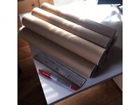 24 x postal tubes, 5cm diameter
