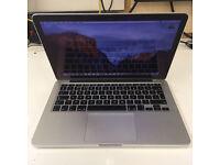 """Apple MacBook Pro Retina 13"""" (2012) - 8GB, i5 2.8GHz, 128GB SSD, 1.5GB Graphics Card"""