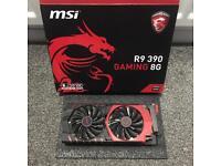 MSI R9 390 Gaming 8G Graphics Card