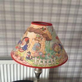 NODDY VINTAGE LAMPSHADE
