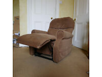 Restwell Boston Luxury Rise and Recline Electric Mobility Chair