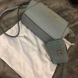 Michael Kors Selma medium cross body bag and purse