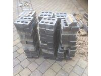 260 class a blue bricks in very good condition £1 a brick