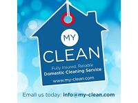 Hard working, reliable cleaner required for fast growing local cleaning business - £9ph