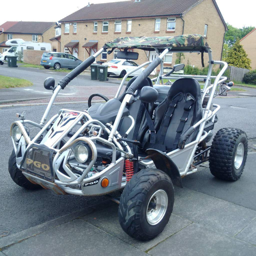 2006 quadzilla pgo bugrider road legal buggy 250cc quad in seaton sluice tyne and wear gumtree. Black Bedroom Furniture Sets. Home Design Ideas