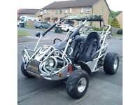 2006 Quadzilla PGO Bugrider Road Legal Buggy 250cc quad