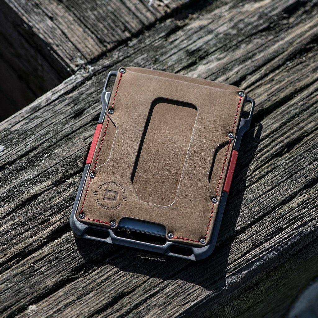 m1 maverick wallet single pocket leather usa