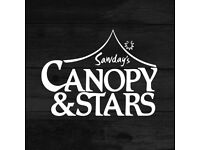 £260 Canopy & Stars Holiday Vouchers - Glamping, Treehouses, Huts, Yurts, Camping