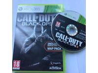 Second hand Xbox 360 call of duty black ops 2
