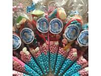 Personalised Halal Sweet Cones