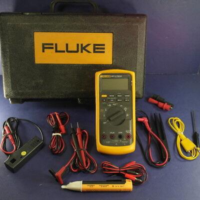 Fluke 88v Automotive Meter Excellent Hard Case Screen Protector