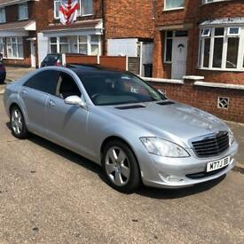 2007 Mercedes S320 CDI S Class - Open To Offers