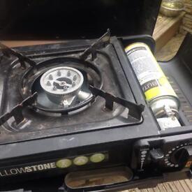 Yellowstone Portable Single Gas Burner