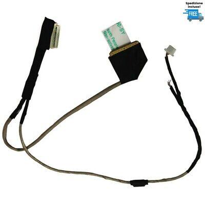 CAVO FLAT DISPLAY ACER ASPIRE ONE D250 KAV60 P531H DC02000SB10 CABLE VGA...