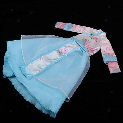 Stilvolle mädchen puppe alte kostüm cheongsam für 1/3 - Puppe Kostüm Dress Up