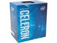 Intel Celeron G3950 3GHz Socket 1151 CPU with Fan - Kaby Lake