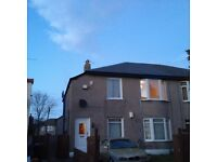 Flat to Let in Kingspark - Southside - Glasgow