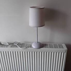 Table lamp touch operated