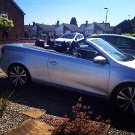 Immaculate VW EOS TSI with 12months MOT